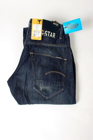 gstar arc sd loose tapered graz denim 1
