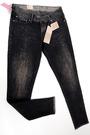 Levi's Demi Curve Skinny Grey Black 2
