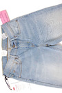 Levi's Demi Curve Straight Light Blue 3