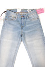 Levi's Demi Curve Straight Light Blue 4