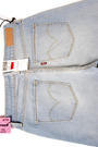 Levi's Demi Curve Straight Light Blue 6