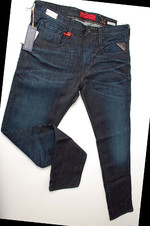 Replay Anbass M914 Blue Black Fort Denim 1