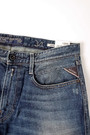 Replay Anbass M914 Crosshatch Indigo Comfort Denim 5
