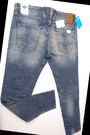 Replay Anbass M914 Crosshatch Indigo Comfort Denim 6