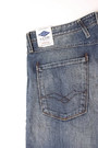 Replay Anbass M914 Crosshatch Indigo Comfort Denim 8